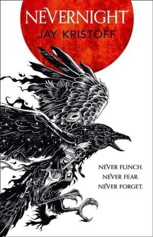 Nevernight de Jay Kristoff