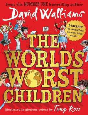 The World's Worst Children 01 de David Walliams