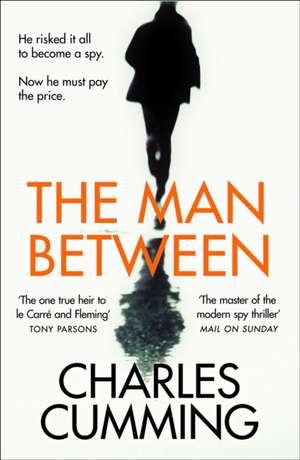 Man Between de Charles Cumming