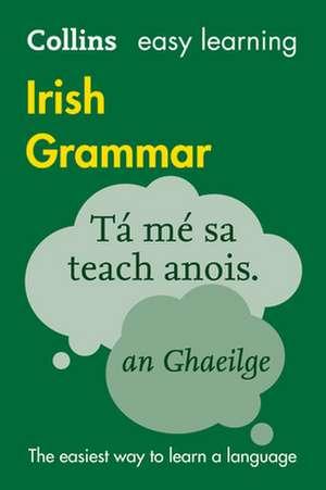 Irish Grammar de Collins Dictionaries