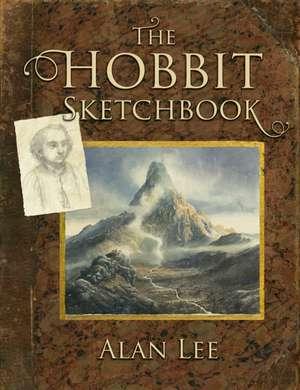 The Hobbit Sketchbook de Alan Lee