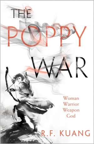 The Poppy War de R.F. Kuang