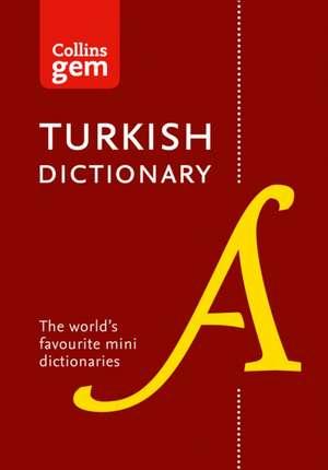 Collins Turkish Dictionary de  Collins Dictionaries