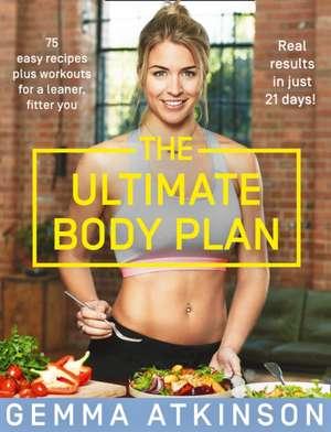 The Ultimate Body Plan de Gemma Atkinson