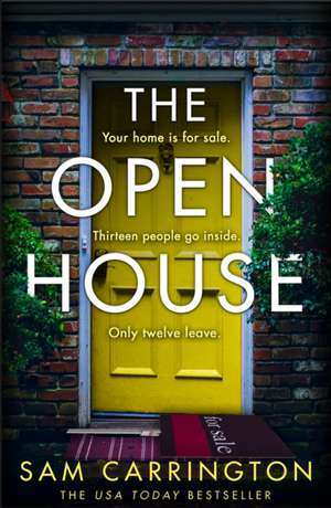 The Open House de Sam Carrington