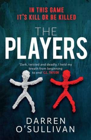 Players de Darren O'Sullivan