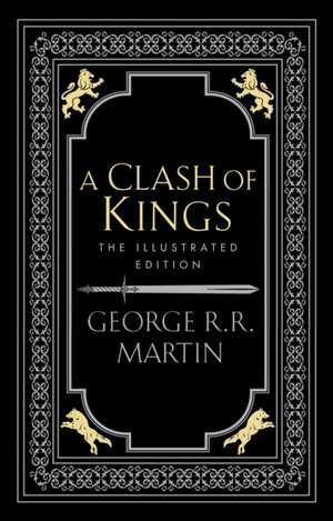 Clash of Kings de George R. R. Martin