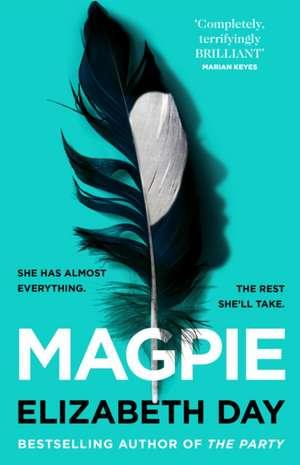 Day, E: Magpie de Elizabeth Day