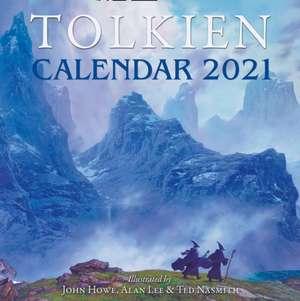 Tolkien Calendar 2021 de J. R. R. Tolkien