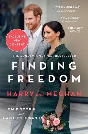 Finding Freedom de Carolyn Durand