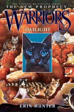 Warriors: The New Prophecy #5: Twilight de Erin Hunter