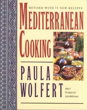 Mediterranean Cooking de Paula Wolfert