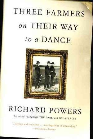 Three Farmers on Their Way to a Dance de Richard Powers