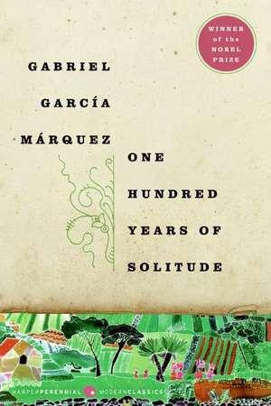 One Hundred Years of Solitude de Gabriel Garcia Marquez