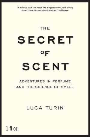 The Secret of Scent imagine