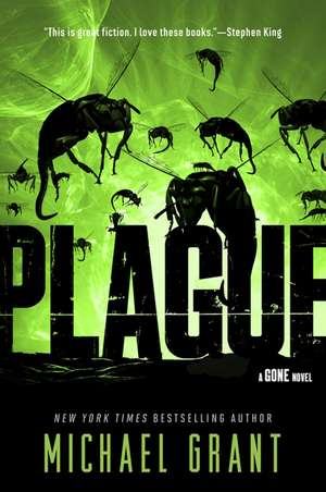 Plague de Michael Grant