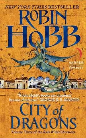 City of Dragons de Robin Hobb
