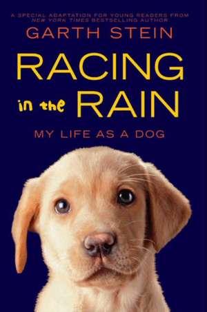 Racing in the Rain: My Life as a Dog de Garth Stein