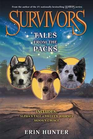 Tales from the Packs: Survivors vol 0.1-0.3 de Erin Hunter