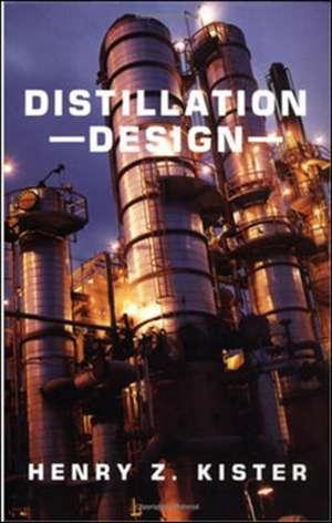 Distillation Design