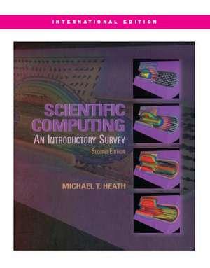 SCIENTIFIC COMPUTING 2E (Int'l Ed)