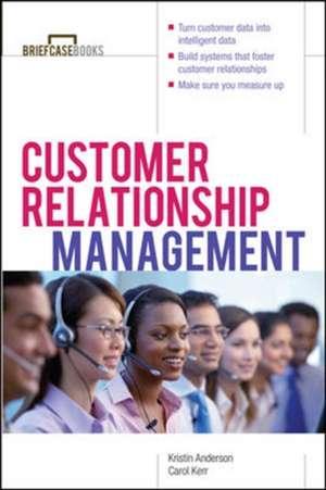 Customer Relationship Management de Kristin Anderson