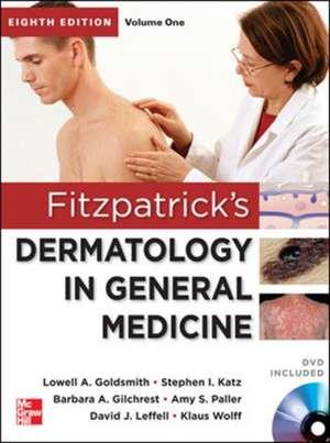 Fitzpatrick's Dermatology in General Medicine, Eighth Edition, 2 Volume set
