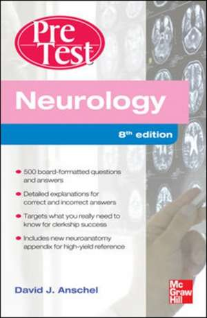 Neurology Pretest Self-Assessment and Review