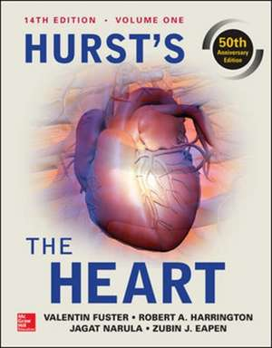 Hurst's the Heart, 14th Edition: Two Volume Set