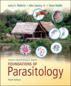 Foundations of Parasitology imagine