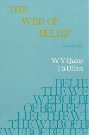 The Web of Belief de W. V. Quine