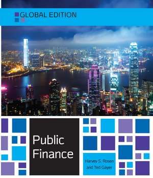Public Finance, Global Edition de Harvey Rosen