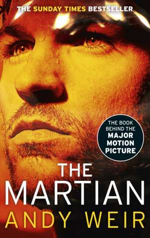 The Martian de Andy Weir