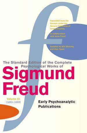 The Complete Psycholgical Works of Sigmund Freud