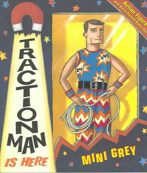Traction Man Is Here imagine