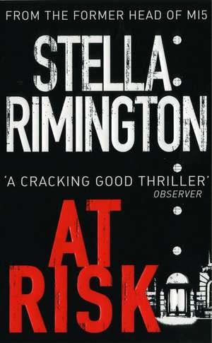 At Risk de Stella Rimington