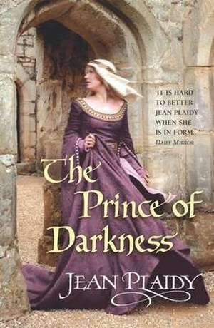 The Prince of Darkness de Jean Plaidy
