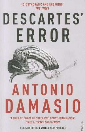 Damasio, A: Descartes' Error imagine