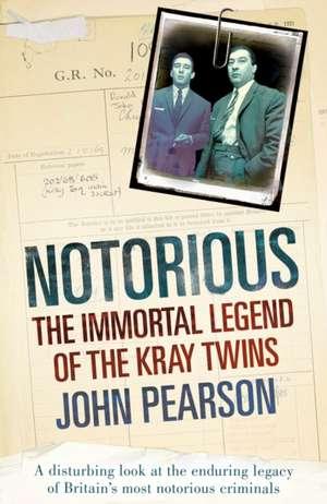 Pearson, J: Notorious imagine