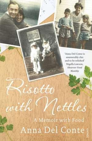 Risotto With Nettles de Anna Del Conte