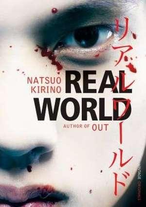 Real World de Natsuo Kirino