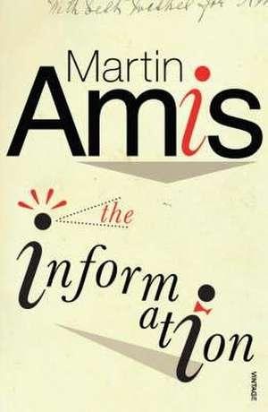 The Information de Martin Amis