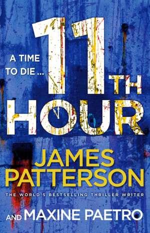 11th Hour de James Patterson