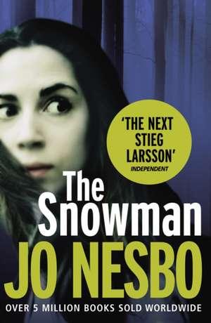 The Snowman de Jo Nesbo