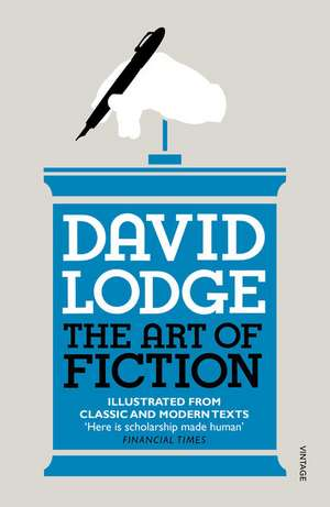 The Art of Fiction de David Lodge
