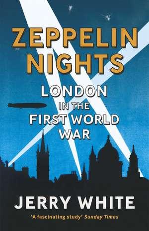 Zeppelin Nights de Jerry White