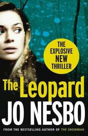 The Leopard de Jo Nesbo