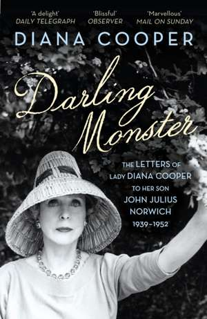 Darling Monster de Diana Cooper