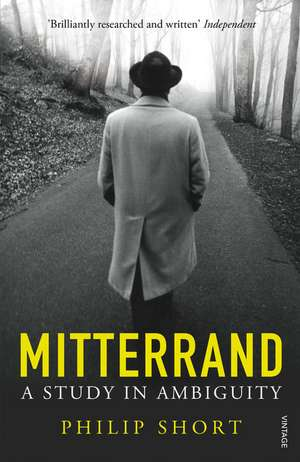 Mitterrand de Philip Short