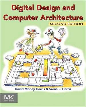 Digital Design and Computer Architecture de David Harris